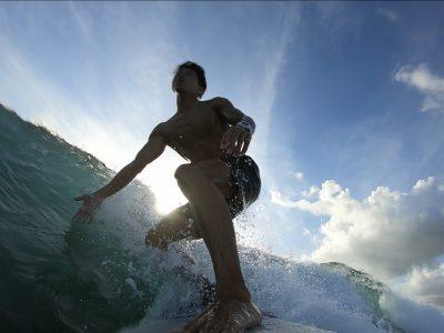 Shutaのサーフィン3