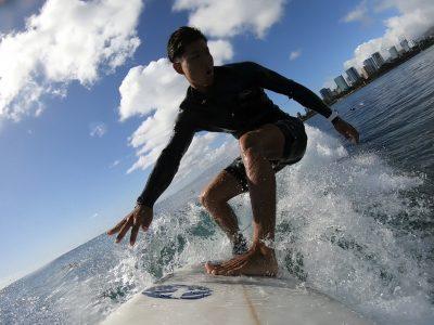 Shuta サーフィン1